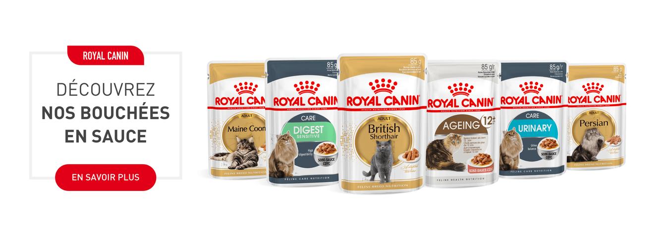 Large Gamme De Produits Royal Canin